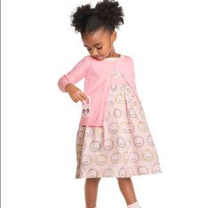 Girls Bunny Dress - Spring Jubilee